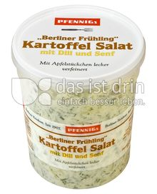 "Produktabbildung: Pfennigs ""Berliner Frühling"" Kartoffel Salat mit Dill und Senf 500 g"