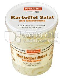 Produktabbildung: Pfennigs Kartoffel Salat mit Salatcreme 500 g