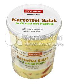 Produktabbildung: Pfennigs Kartoffel Salat in Öl und mit Paprika 500 g