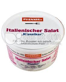 Produktabbildung: Pfennigs Italienischer Salat 200 g