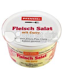 Produktabbildung: Pfennigs Fleisch Salat mit Curry 200 g