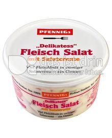 Produktabbildung: Pfennigs Delikatess Fleisch Salat mit Salatcreme 200 g