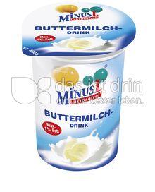 Produktabbildung: MinusL Laktosefreier Buttermilch-Drink 400 g