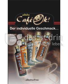 Produktabbildung: Café Ok Kaffeesirupe 1 St.