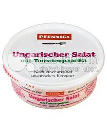 Produktabbildung: Pfennigs Ungarischer Salat mit Tomatenpaprika 125 g