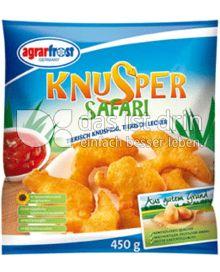 Produktabbildung: Agrarfrost Knusper Safari 450 g