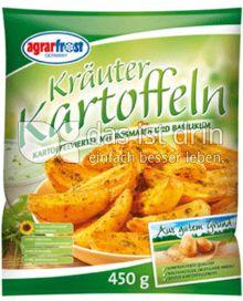 Produktabbildung: Agrarfrost Kräuter Kartoffeln Rosmarin & Basilikum 450 g