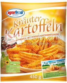 Produktabbildung: Agrarfrost Kräuter Kartoffeln Pfeffer 450 g