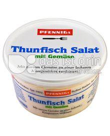 Produktabbildung: Pfennigs Thunfisch Salat 200 g