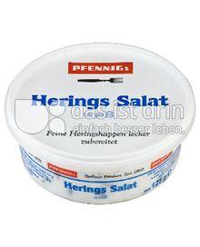 Produktabbildung: Pfennigs Herings Salat weiß 125 g