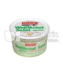 """Produktabbildung: Pfennigs Weißkraut Salat """"spezial"""" mit Paprika und Ananas 1000 g"""