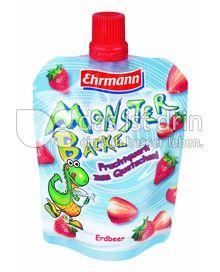Produktabbildung: Monsterbacke Monsterbacke Fruchtquark Erdbeer