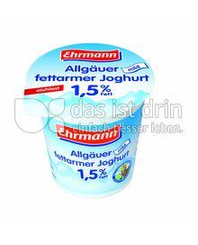 Produktabbildung: Allgäuer Fettarmer Joghurt 150 g