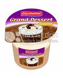Produktabbildung: Ehrmann Grand Dessert Plus Sahne Café Frappé 200 g
