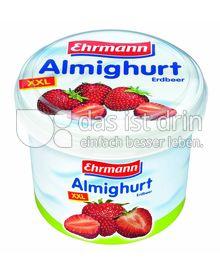 Produktabbildung: Ehrmann Almighurt Erdbeere