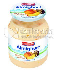 Produktabbildung: Ehrmann Almighurt Pfirsich Maracuja 500 g