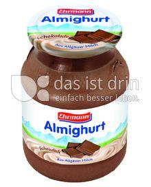 Produktabbildung: Ehrmann Almighurt Schoko (stichfest) 500 g