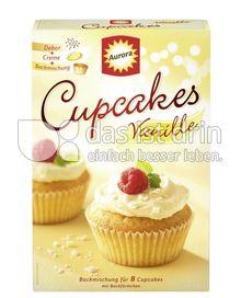 Produktabbildung: Aurora Cupcakes Vanille 265 g