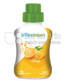 Produktabbildung: Soda-Stream Orange 750 ml