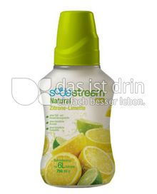 Produktabbildung: Soda-Stream Natural Zitrone-Limette 750 ml