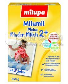 Produktabbildung: Milupa Milumil Meine Kinder-Milch 550 g