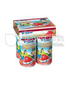 Produktabbildung: Bauer Wikinger-Drink Erdbeere 400 g