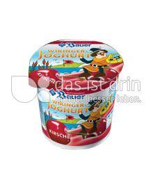 Produktabbildung: Bauer Wikinger-Joghurt Kirsche 125 g