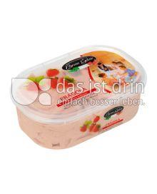 Produktabbildung: Bruno Gelato Mein Eiscafé für zu Hause Fragola 900 ml