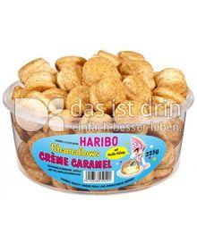 Produktabbildung: Haribo Chamallows Crème Caramel 225 g
