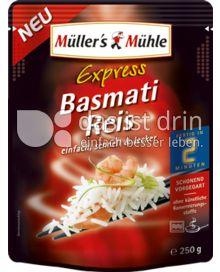 Produktabbildung: Müller's Mühle Express Spitzen Basmati Reis 250 g