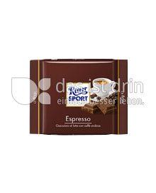 Produktabbildung: Ritter Sport Espresso 100 g