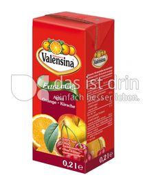 Produktabbildung: Valensina Extra mild Apfel-Orange-Kirsche 0,2 l