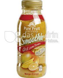 Produktabbildung: Aldi Pure Fruit Smoothie Obstdrink Mango-Orange 250 ml