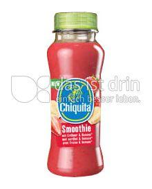 Produktabbildung: Chiquita Smoothie Erdbeer-Banane 250 ml
