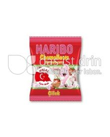 Produktabbildung: Haribo Chamallows Strawberry Halal 70 g