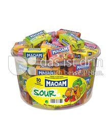 Produktabbildung: Maoam Würfel Sour 1100 g