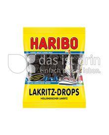 Produktabbildung: Haribo Lakritz-Drops 200 g