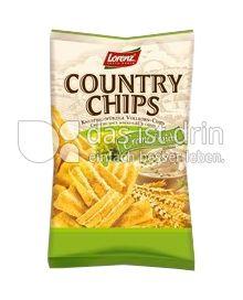 Produktabbildung: Lorenz Country Chips Créme Fraîche 110 g