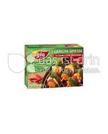 Produktabbildung: iglo Gemüse-Spiesse in Sweet Chili Marinade 3 St.