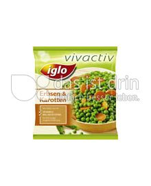 Produktabbildung: iglo vivactiv Erbsen & Karotten 800 g