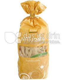 Produktabbildung: Naturata Dinkel-Bandnudeln, hell, gewalzt 500 g