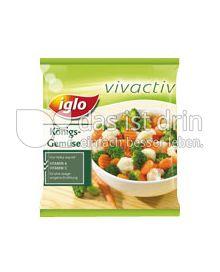 Produktabbildung: iglo vivactiv Königs-Gemüse 800 g