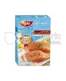Produktabbildung: iglo del mar Gourmet Atlantik-Lachs 250 g