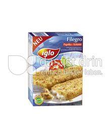 Produktabbildung: iglo Filegro Paprika-Kräuter 250 g
