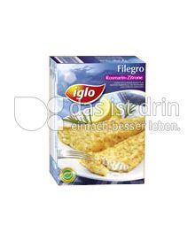 Produktabbildung: iglo Filegro Rosmarin-Zitrone 250 g