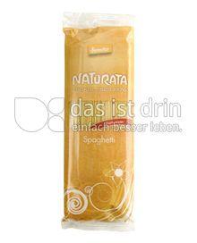 Produktabbildung: Naturata Hartweizen-Spaghetti, hell 500 g