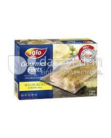 Produktabbildung: iglo Gourmet-Filets Wildlachs Zitrone-Dill 280 g
