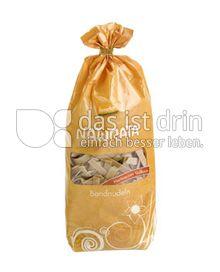 Produktabbildung: Naturata Hartweizen-Vollkorn Bandnudeln, gewalzt 500 g