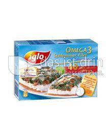 Produktabbildung: iglo Omega-3 Schlemmer-Filet 380 g