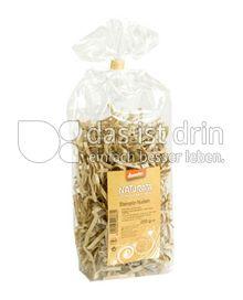 Produktabbildung: Naturata Steinpilz-Bandnudeln aus Hartweizengrieß 250 g